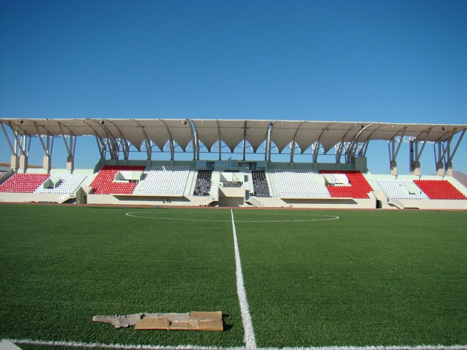 Kırşehir Ahi Evran University Stadium / Kırşehir