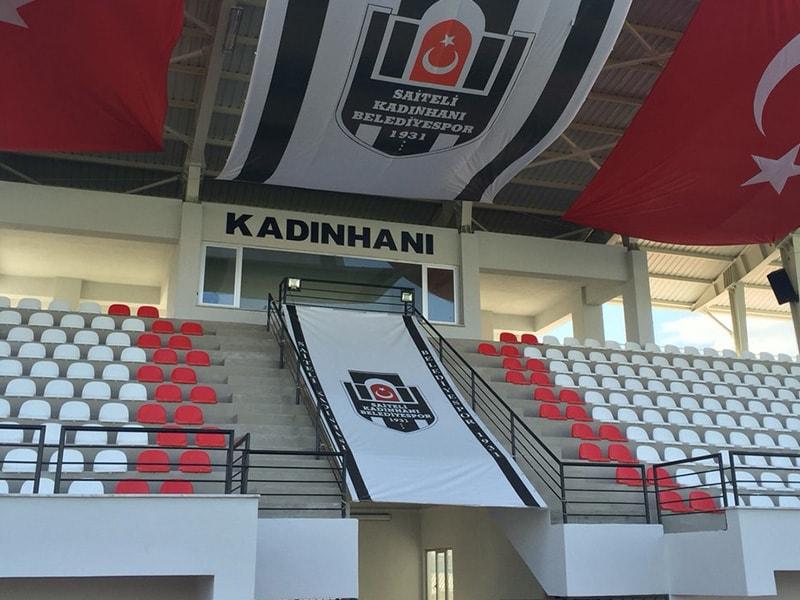 Kadinhani City Stadium / Konya