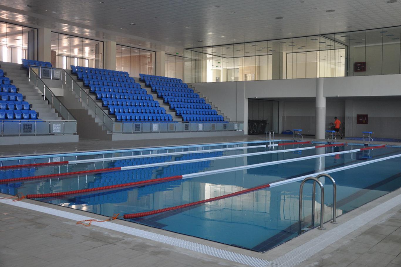Mardin Üniversitesi Yüzme Havuzu / Mardin