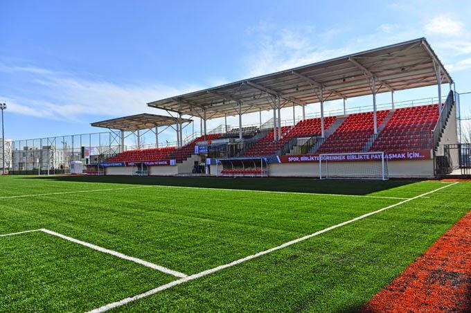 Sarigazi Stadium / Istanbul