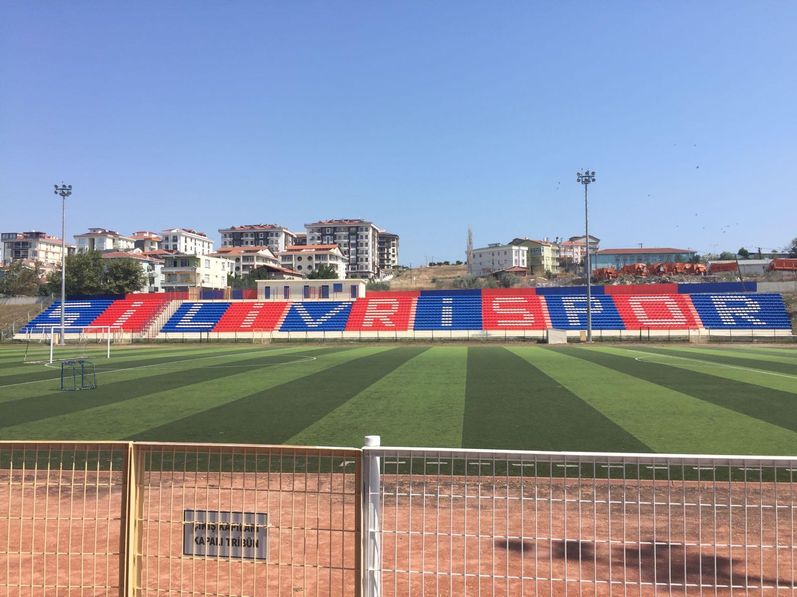 Silivri Stadium / Istanbul