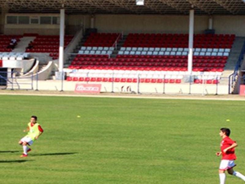 Sinop City Stadium / Sinop