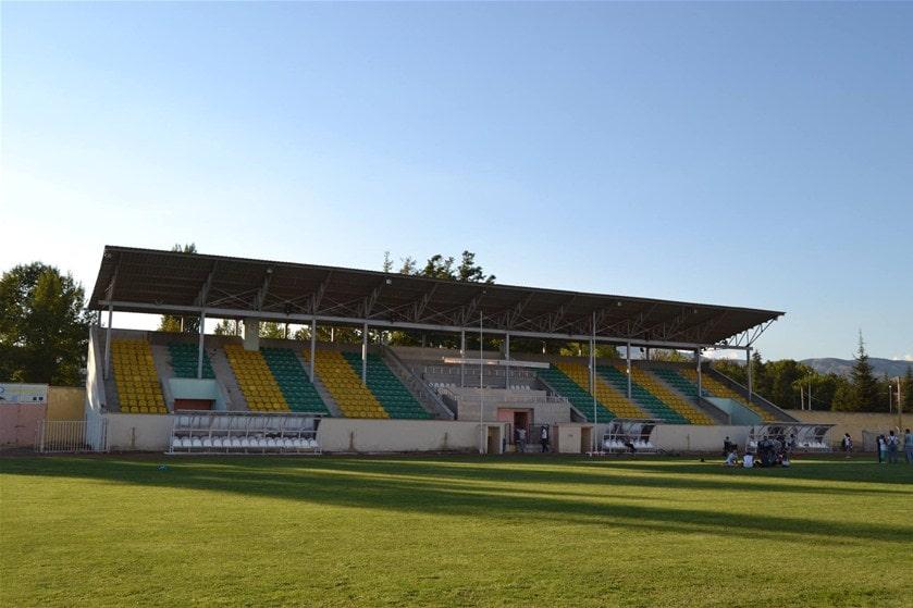 Turhal Stadium / Tokat