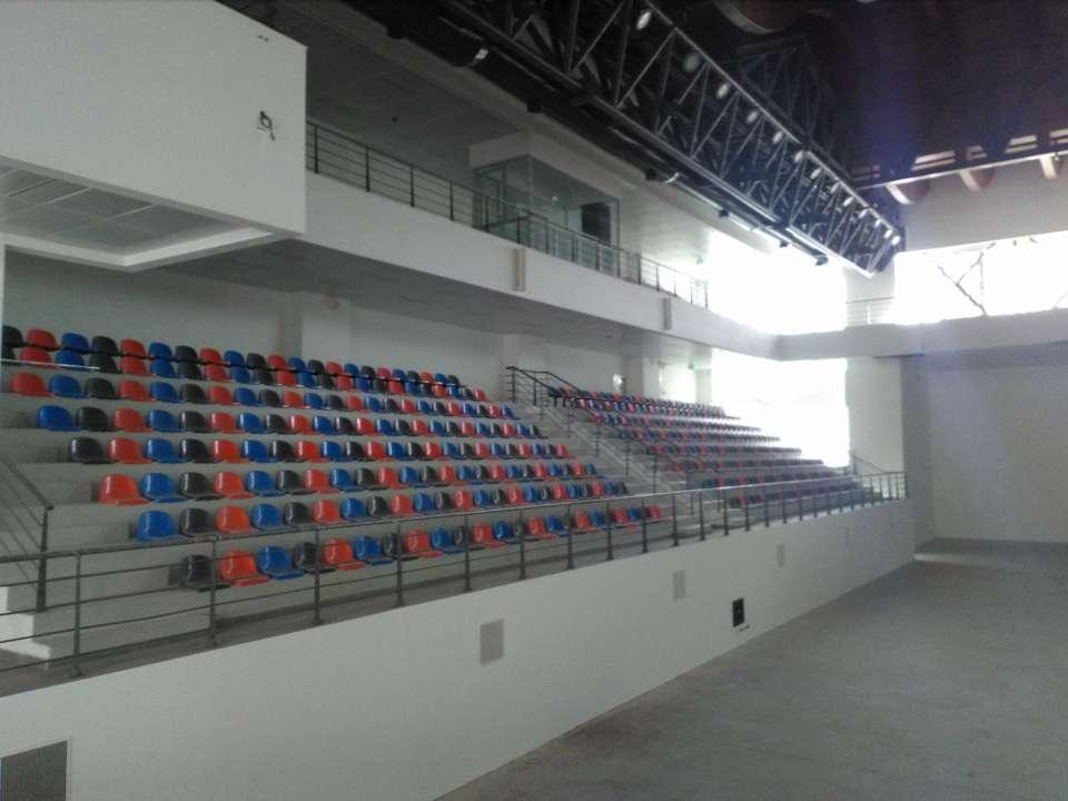 Uskudar Municipality Sports Hall / Istanbul