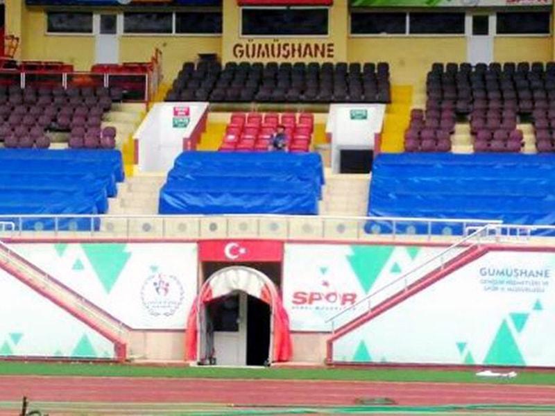 Gümüşhane Yenişehir Stadı / Gümüşhane
