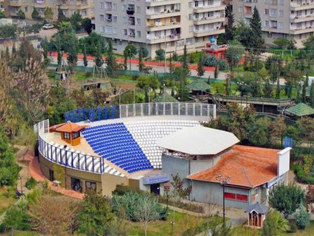 Adana Open Air Amphitheater / Adana