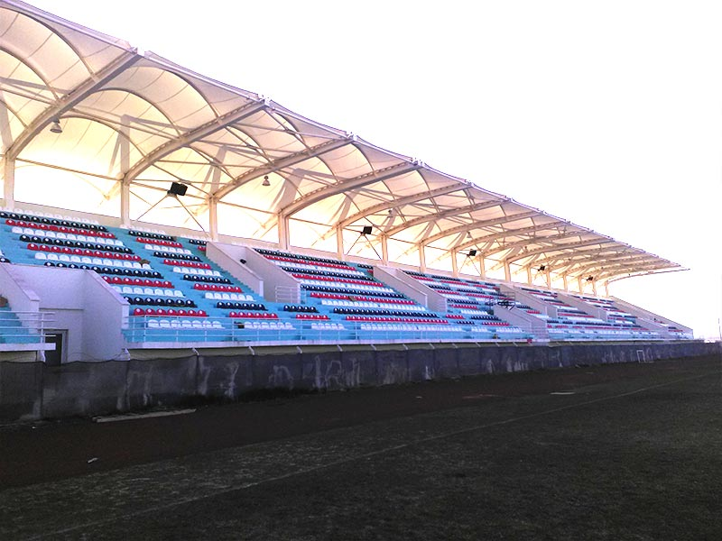 Aksaray Dağılgan Stadı / Aksaray