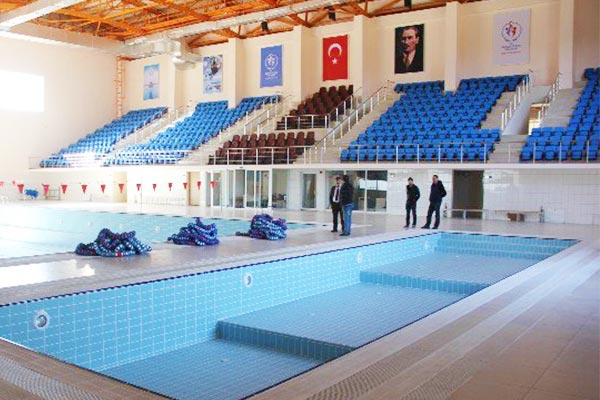 Bartın Indoor Swimming Pool / Bartın
