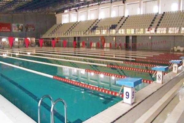 Çanakkale Kapalı Yüzme Havuzu / Çanakkale