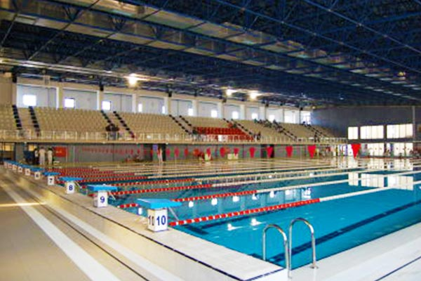Canakkale Indoor Swimming Pool / Canakkale