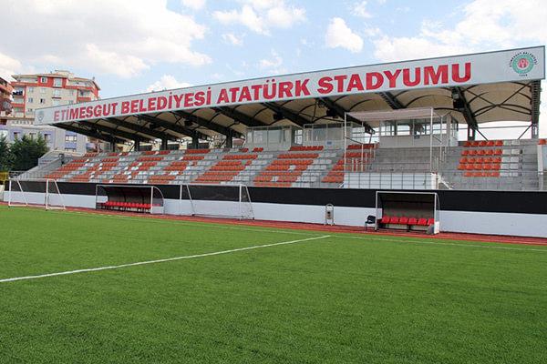 Etimesgut Municipality Ataturk Stadium / Ankara