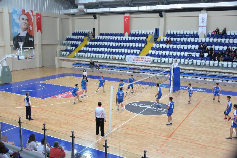 Fethiye Indoor Sports Hall / Muğla