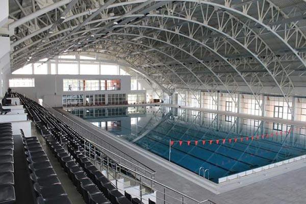 Gebze Olimpik Yüzme Havuzu / Kocaeli