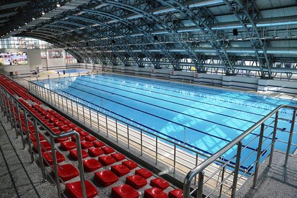 Hamza Yerlikaya Sports Hall / Istanbul