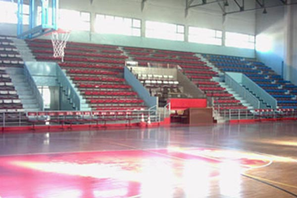 Husnu Tandogan Sports Hall / Kastamonu
