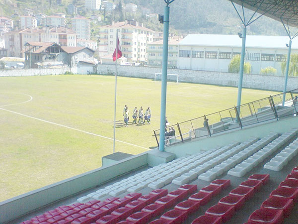 Inebolu District Stadium / Kastamonu