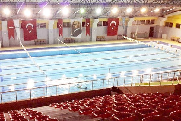 Kartal Yakacık Indoor Swimming Pool / Istanbul