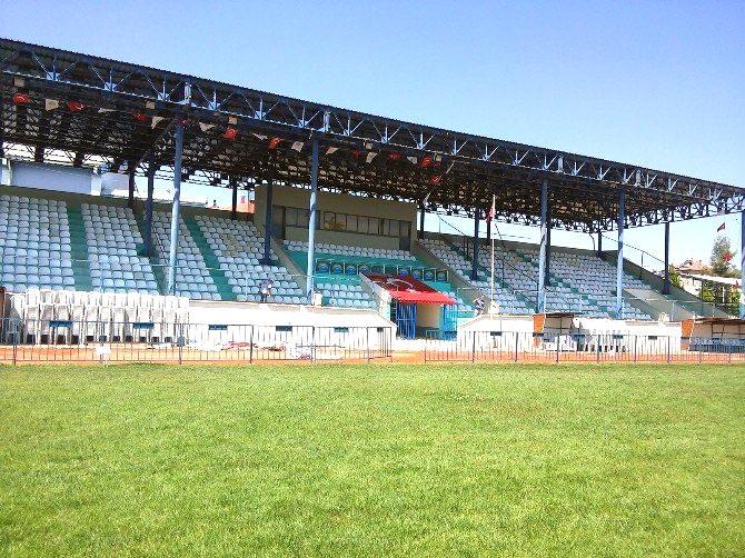 Korkuteli İlçe Stadyumu / Antalya