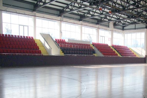 Şanlıurfa Yenice Spor Salonu / Şanlıurfa
