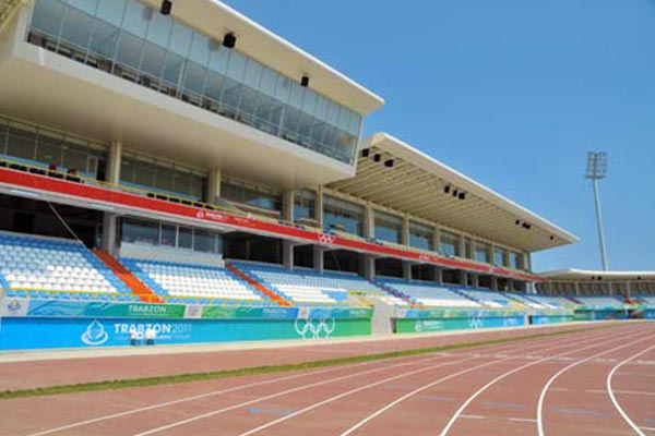 Sogutlu Athletics Track / Trabzon