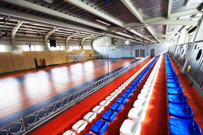 Başiskele-Vezirçiftliği Spor Salonu / Kocaeli