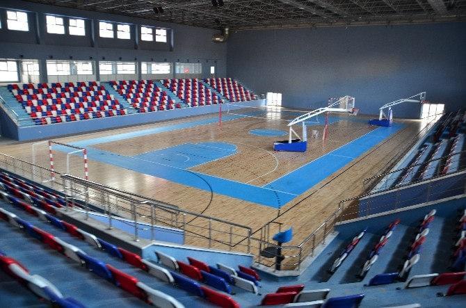 Zonguldak Indoor Sports Hall / Istanbul