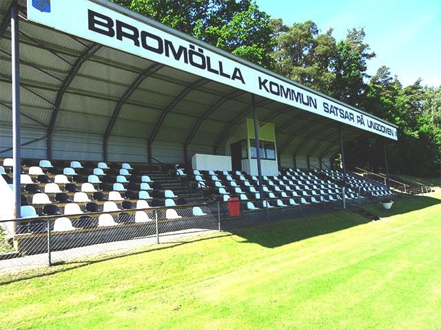 IFÖ Bromölla Stadium / Sweden