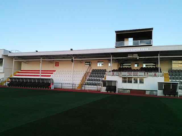 Ümraniye Belediyesi Spor Tesisleri / İstanbul