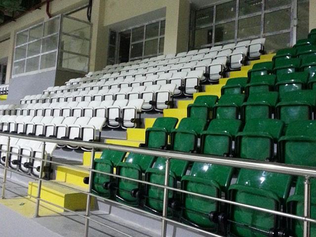 Bursa Yıldırım Belediyesi Spor Kompleksi / Bursa