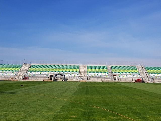 Sderot Stadium / Israel