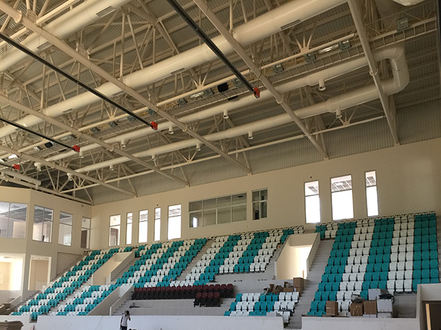 Boyabat Kapalı Spor Salonu / Sinop