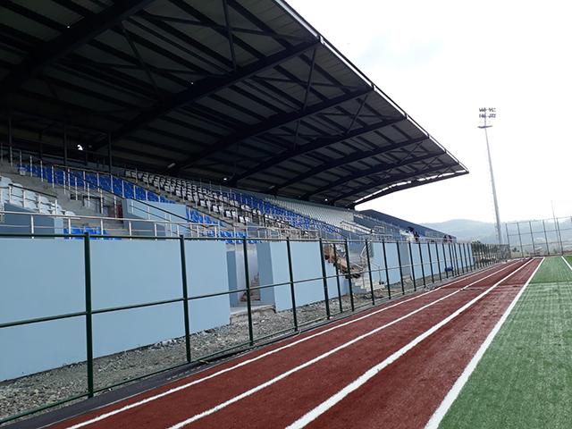Hacimercan Stadium Sapanca / Adapazari