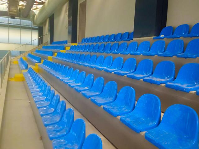 Cemal Kamaci Sports Complex / Istanbul