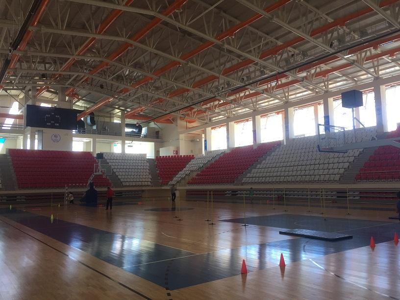 Merkez Kapalı Spor Salonu / Erzincan