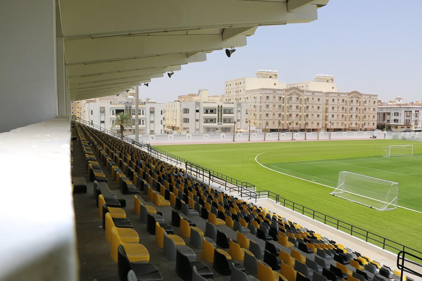 Basateen Stadium / Saudi Arabia