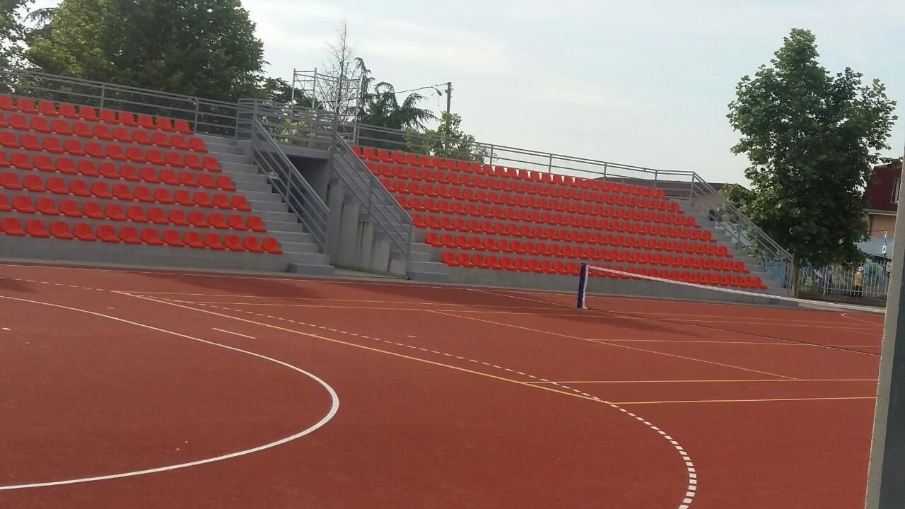 Pozarevac Sport Complex / Sırbistan