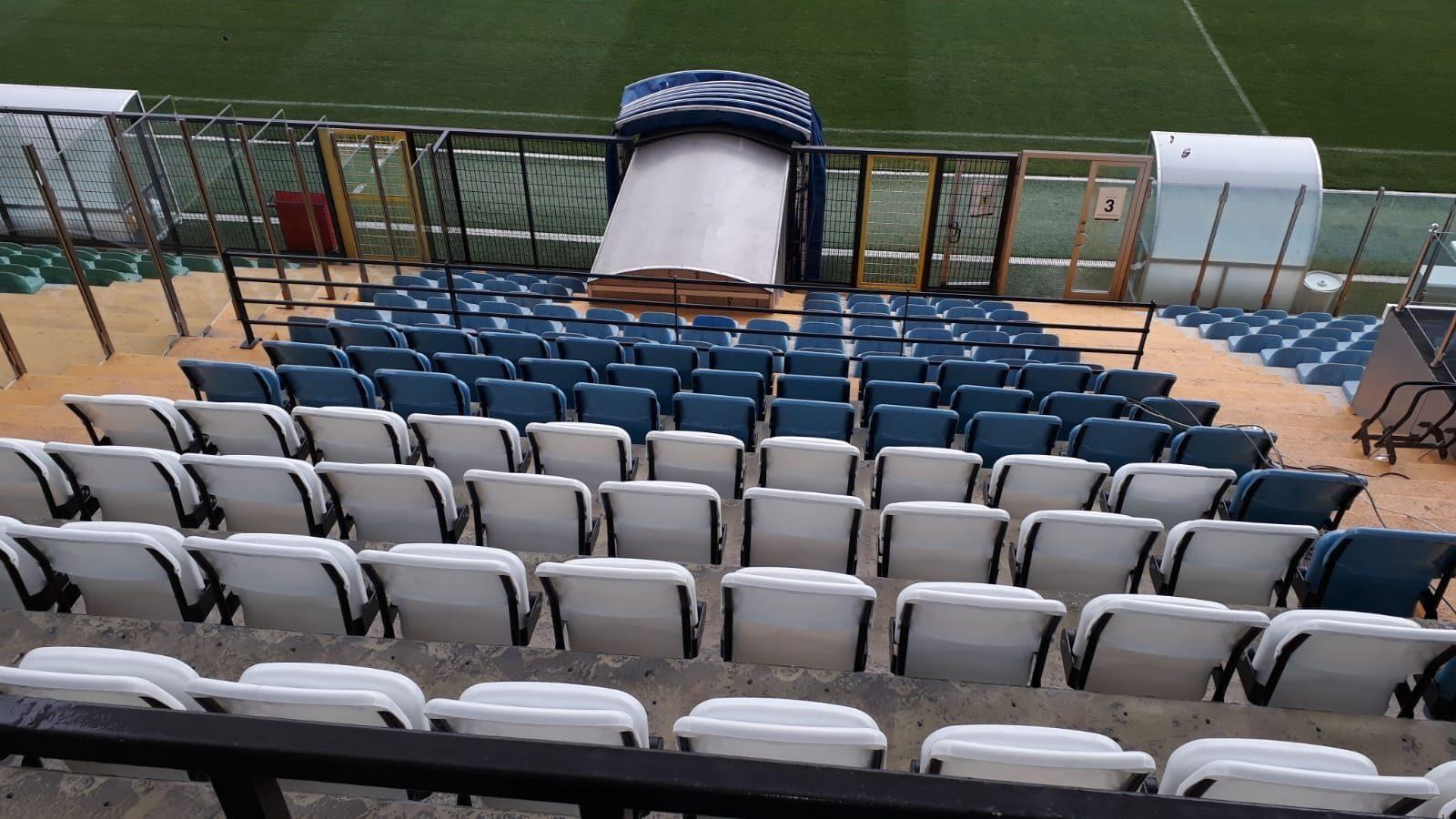 Necmi Kadıoğlu Stadyumu / İstanbul