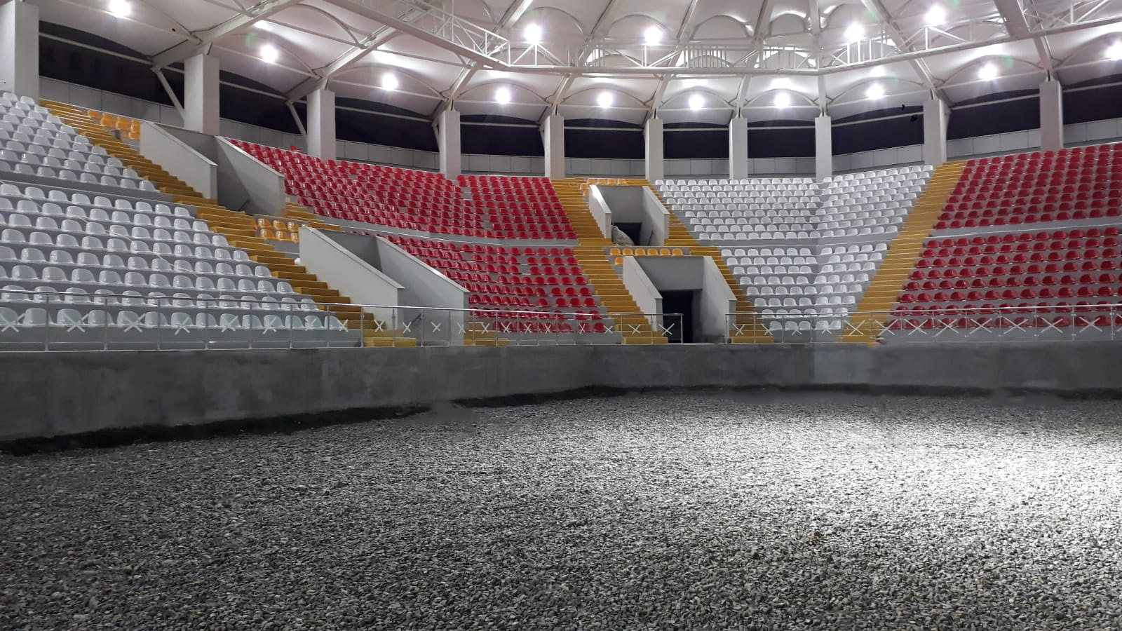Sancaktepe Wrestling Er Meydan / İstanbul
